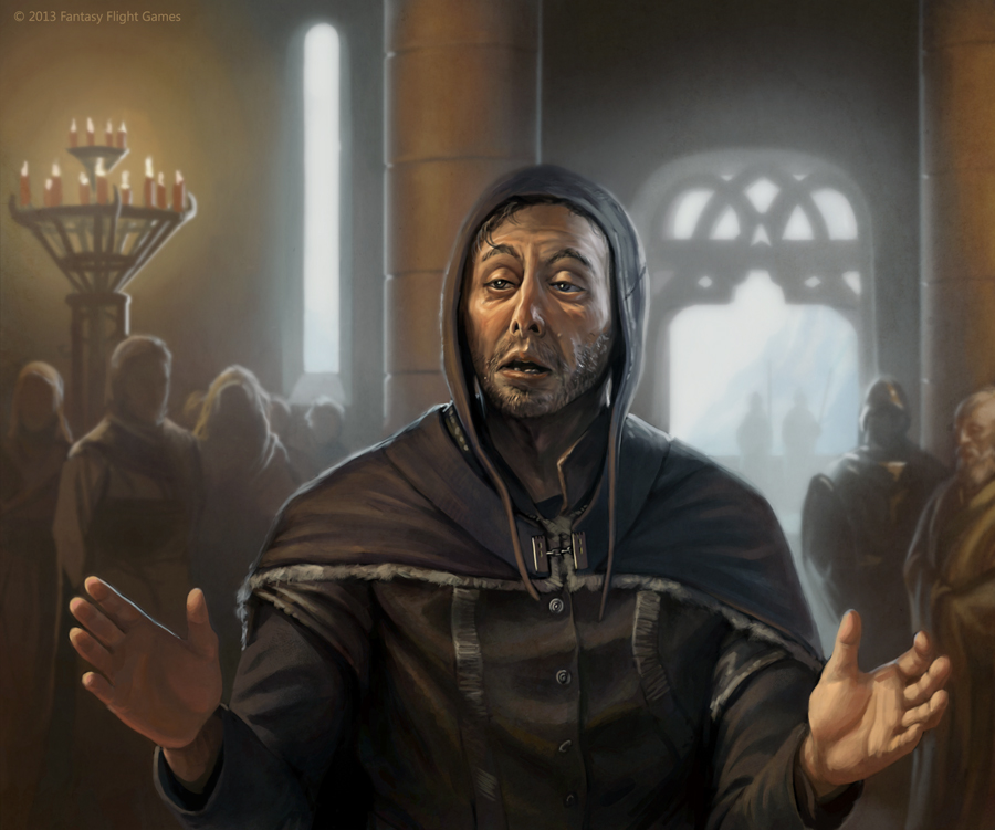 Game of Thrones - The Frey Emissary