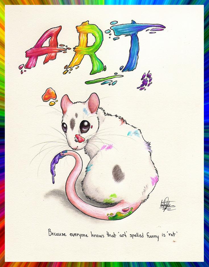 Art rat