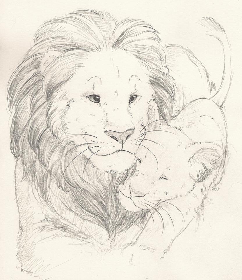Lions by Spectrolite