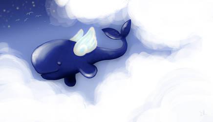 King Skywhale by strepsil
