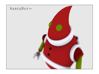 SantaBot by strepsil