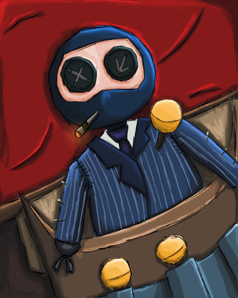 The Itsy Bitsy Spyer by DestructoWad