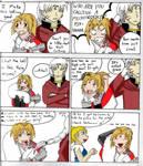 Fullmetal Sesshoumaru Comic