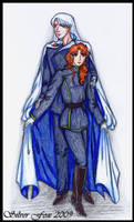 Zoisite and Kunzite by srebrnylis