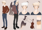 REYDEN | Reference Sheet by Akitsunee