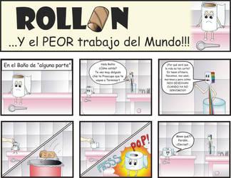 ROLLIN Y EL PEOR TRABAJO