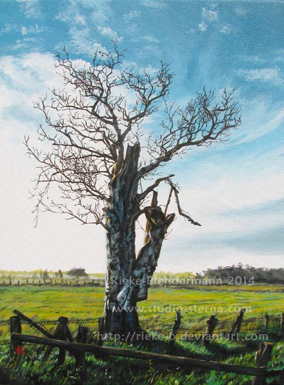 Lady Tree by rieke-b