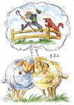 Dream of Sheep by rieke-b
