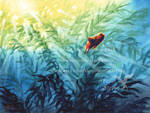 In the Kelp Forest 1 by rieke-b