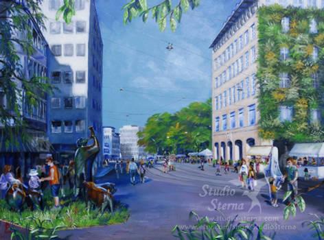 Bremen, Soegestrasse, possibly 2030 or later