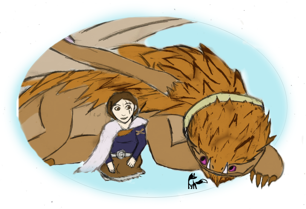 Whisper Norling and Winterwind by Soulofthefoxy