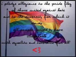 Pride Pledge by KisaAoiChu
