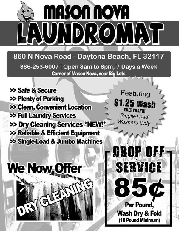 Laundromat Ad By Jackal111 On Deviantart