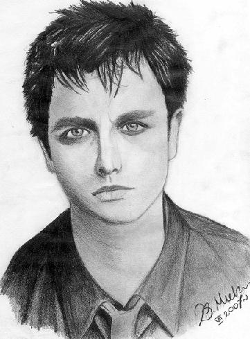 Billie Joe Armstrong by Elfik777