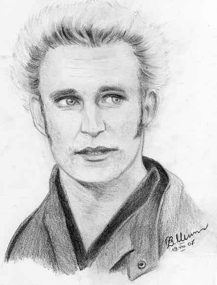 Mike Dirnt by Elfik777
