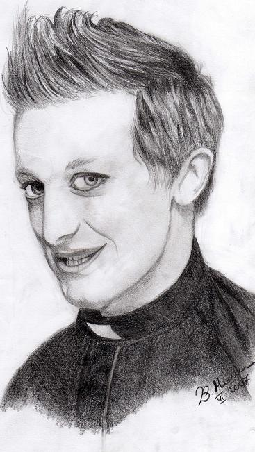 Tre Cool by Elfik777