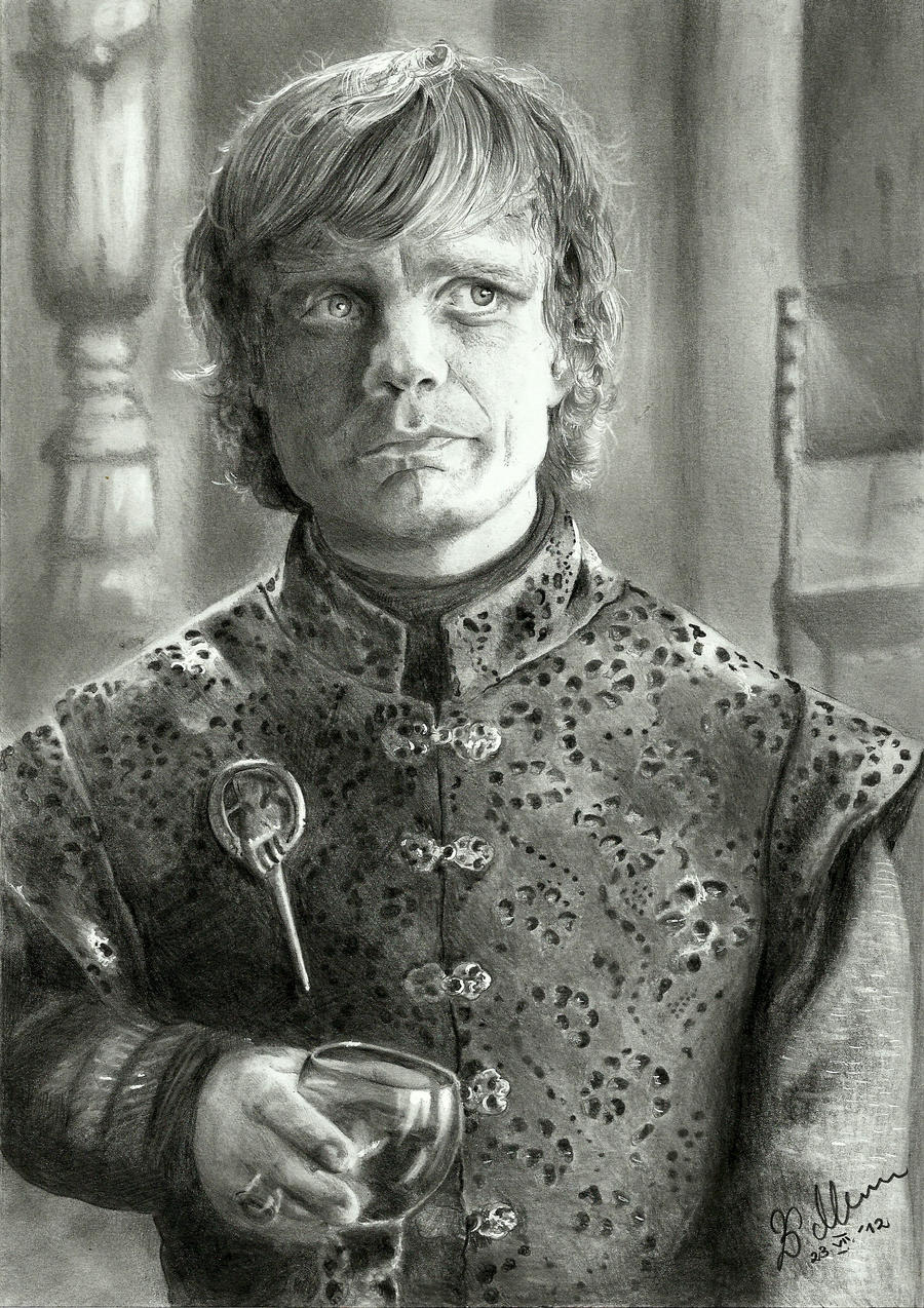 Tyrion Lannister by Elfik777
