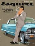 Don Draper by Aaron Kirby