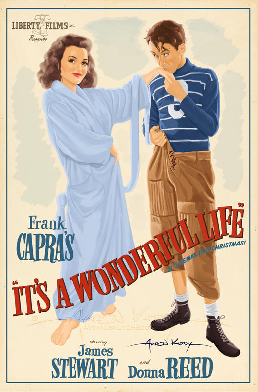It's A Wonderful Life by Aaron Kirby