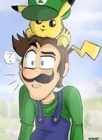 Luigis New Hat by MrNoSnap