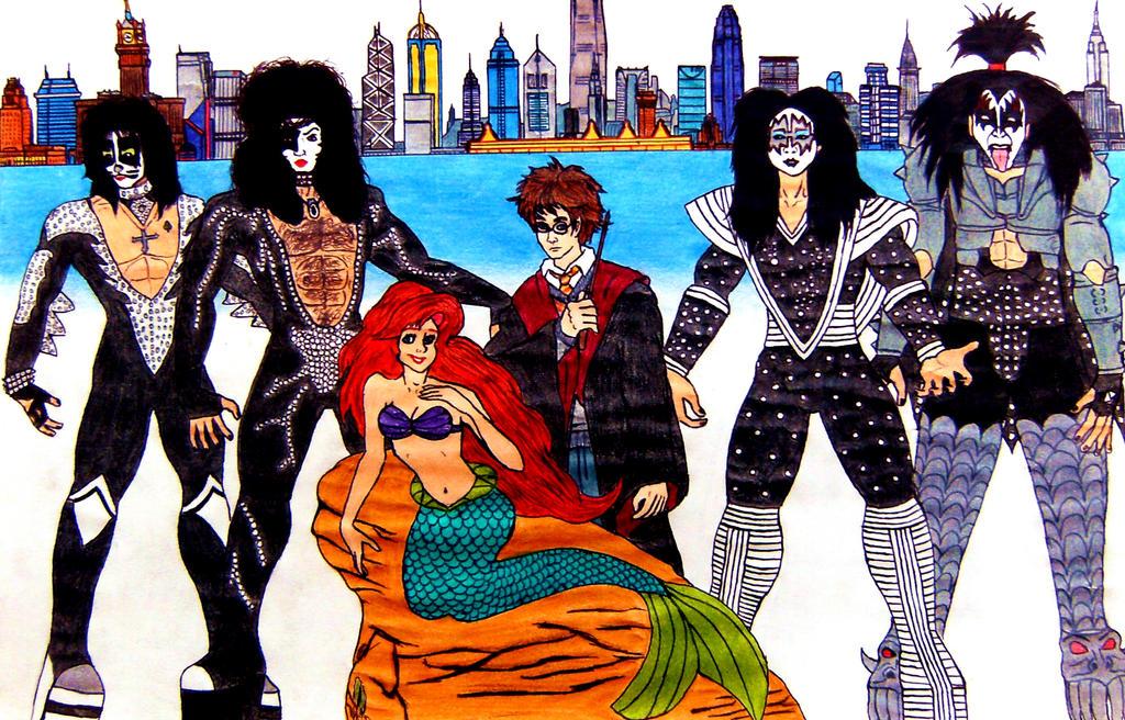 Kiss Rooms NY Soundtrack Cover by SebastianMerman