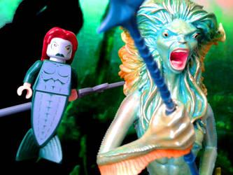 Harry Potter Mermaids Toys by SebastianMerman
