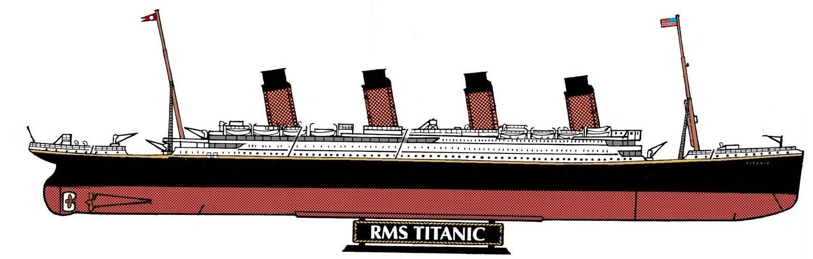 Titanic Revell 1-1200 Instructions by SebastianMerman on DeviantArt