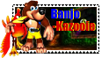 Banjo Kazooie Stamp by Colhan3000