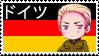 Germany Stamp by Colhan3000