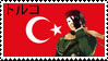 Turkey Stamp by Colhan3000