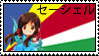 Seychelles Stamp by Colhan3000