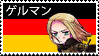 Germania Stamp by Colhan3000