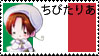 Chibitalia Stamp by Colhan3000