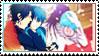 Aoba and Koujaku Stamp by Colhan3000