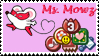 Ms. Mowz Stamp by Colhan3000