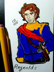 Commission: Reynolds ACEO by KeeperOfCoffins