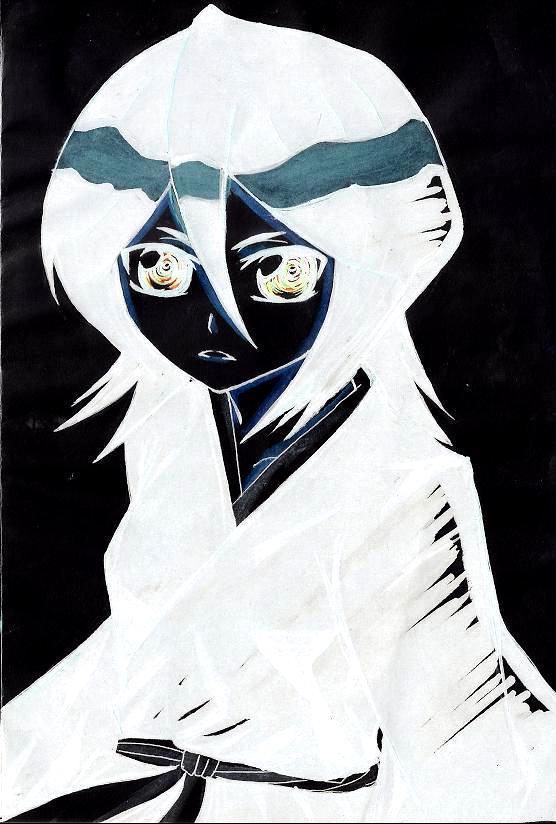 bleach: Rukia by marmaladematrix