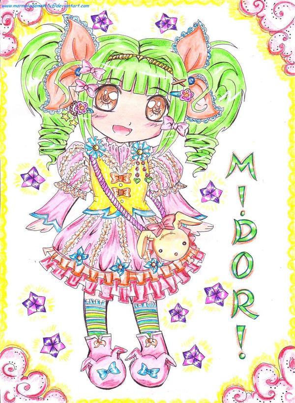 CONTEST: MIDORI_2 by marmaladematrix