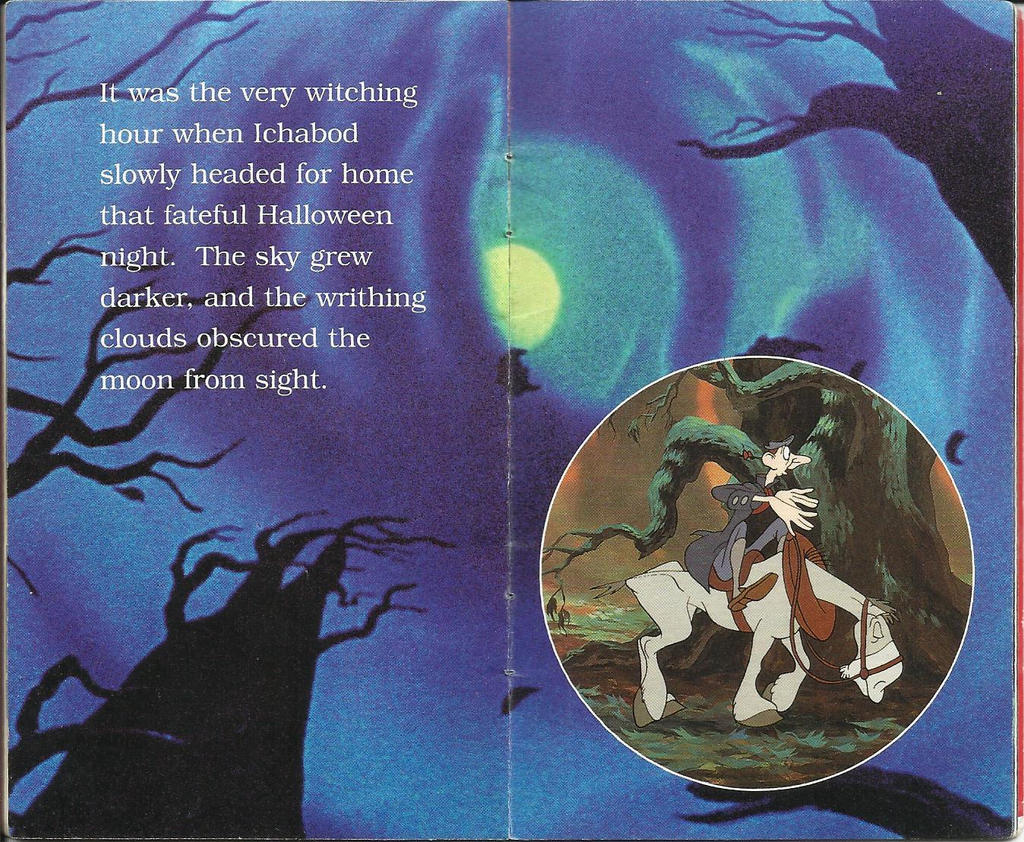 alternate ending legend of sleepy hollow essay A headless horseman haunts sleepy hollow at least that's the legend in the tiny village of tarrytown but scary stories won't stop the town's new schoolmaster, ichabod crane, from crossing the hollow, especially when the beautiful katrina lives on the other side.