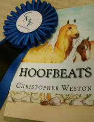 Hoofbeats won first place! by HorrorFan6