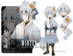 [winter wolf ] auction  closed 