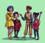 The Laika Kids