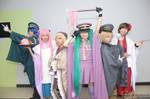 Team SENBONZAKURA