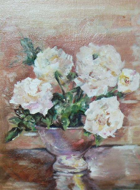 Still life flowers by Schnellart