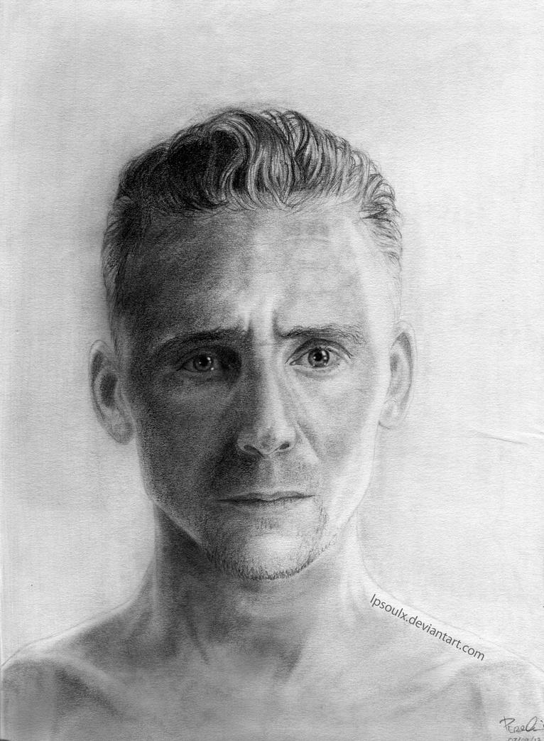 Coriolanus portrayed by Tom Hiddleston by LPSoulX