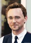 Tom Hiddleston - Digital Airbrush
