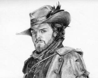 Athos from BBC's The Musketeers by LPSoulX