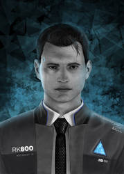 My Name is Connor - Detroit Become Human