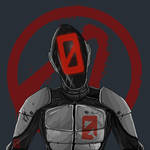 Zer0 the Assassin (Borderlands 2 Fanart)