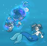 Mermaid Collie